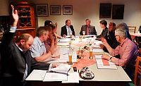 Foto der Linsburger Ratssitzung am 07.05.2013