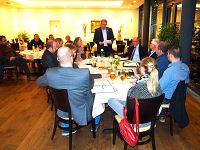 Der Rat der Gemeinde Linsburg bei seiner konstituierenden Sitzung am 10.11.2016