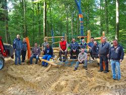 Arbeitseinsatz am 19.09.2020 / Grinderwald-Spielplatz (1)