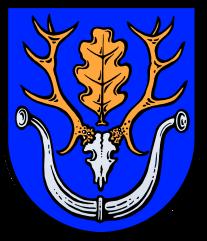 Das Wappen der Gemeinde Linsburg