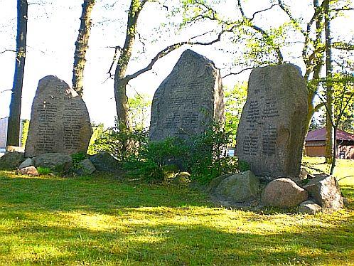 Denkmal der Toten und Gefallenen der beiden Weltkriege