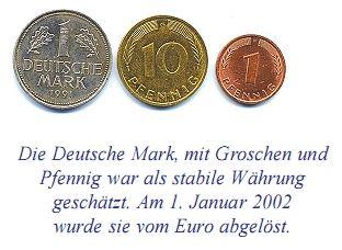 Die Deutsche Mark