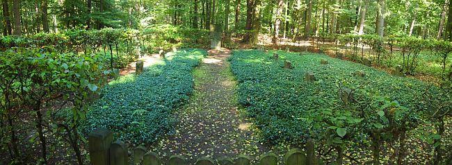 Russenfriedhof Panorama