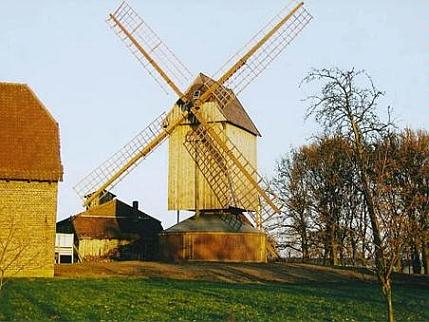 Die Ahrbecker Mühle bei Stöckse-Wenden
