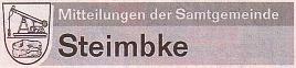 SG Steimbke Logo
