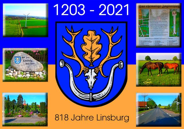 817 Jahre Linsburg